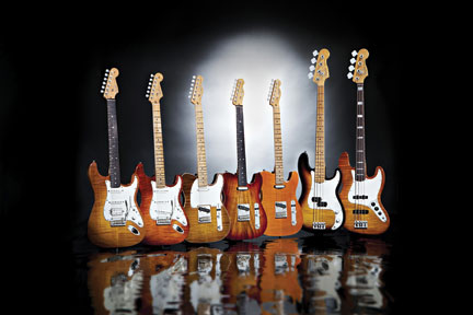 Fender Select Series