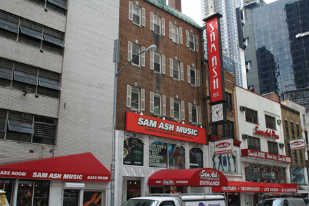 Saying Farewell To NYC's 'Music Row'
