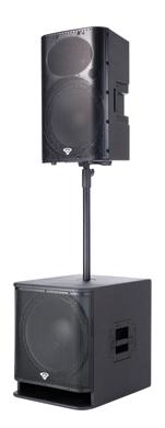 Cerwin-Vega!'s P-Series PA System