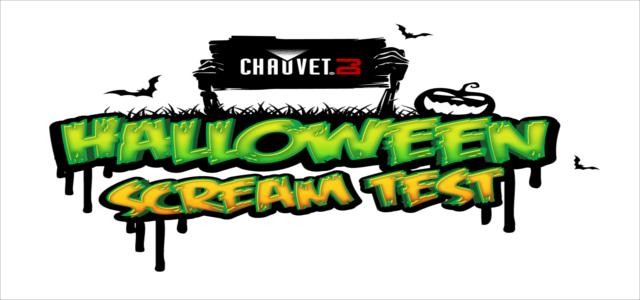 CHAUVET DJ Halloween Scream Test