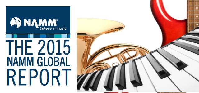 NAMM 2015 Global Report