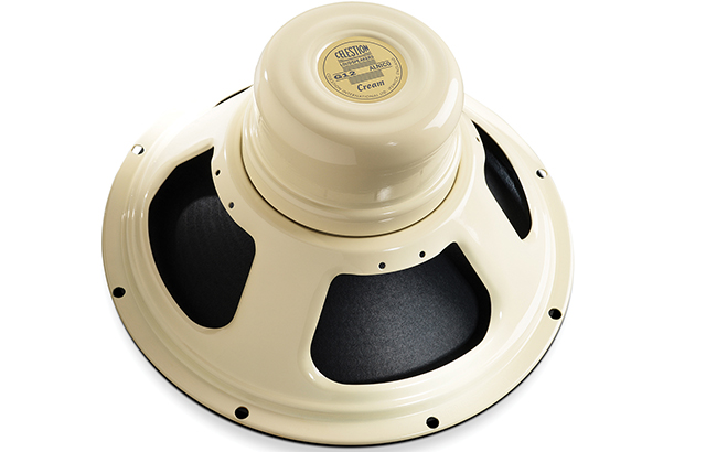 Celestion's Alnico Cream Guitar Speaker