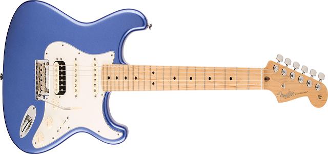 Fender's American Standard Stratocaster HSS Shawbucker