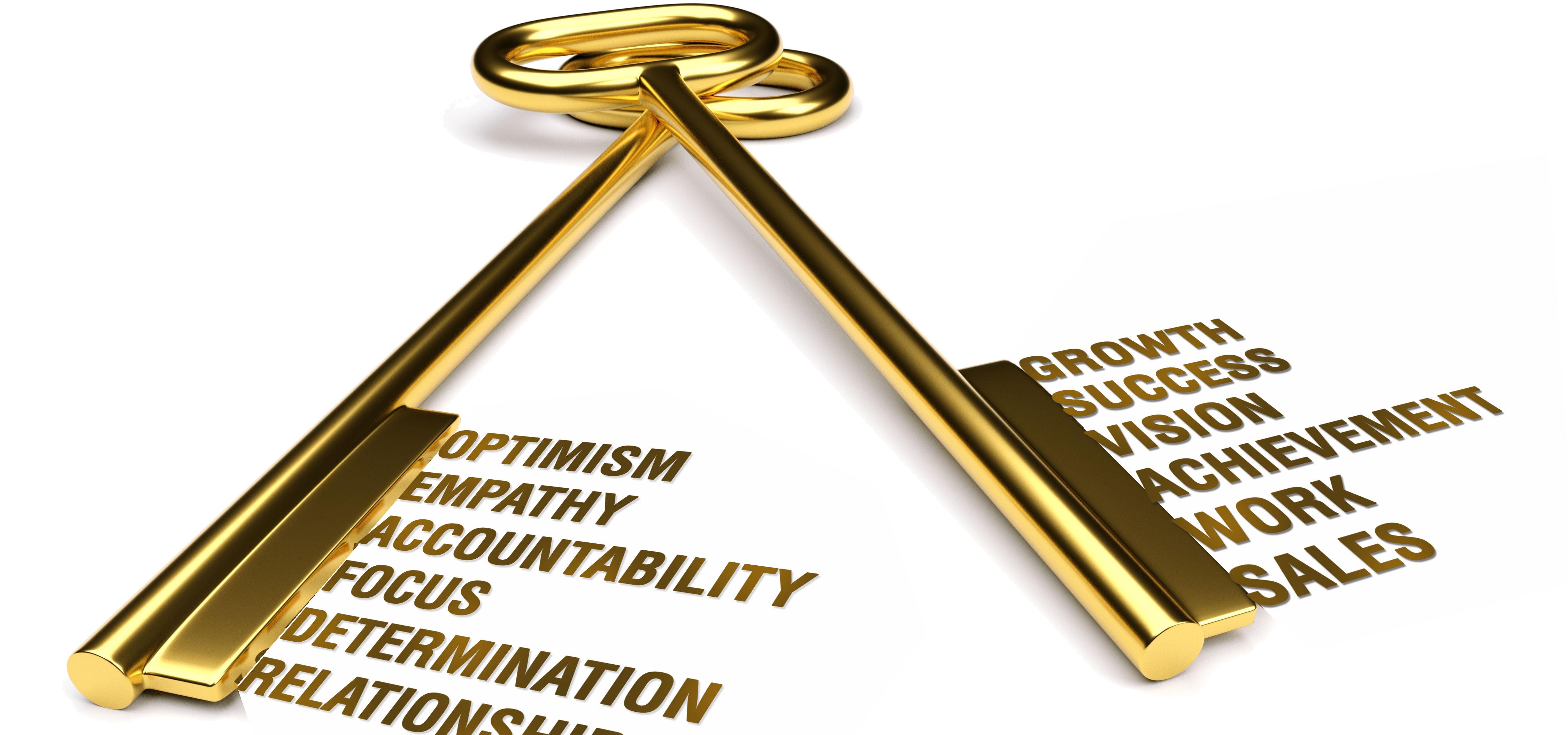 Key qualities