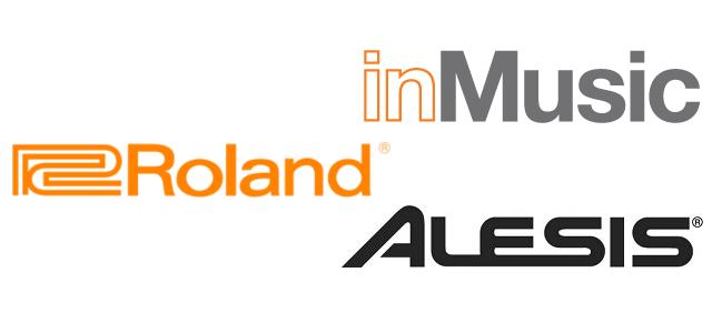 Roland Alesis inMusic