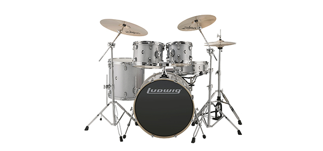 Ludwig Drums' Evolution Drum Set