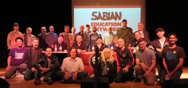 Sabian Education software