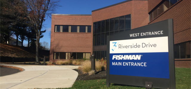 Fishman Riverside Drive HQ