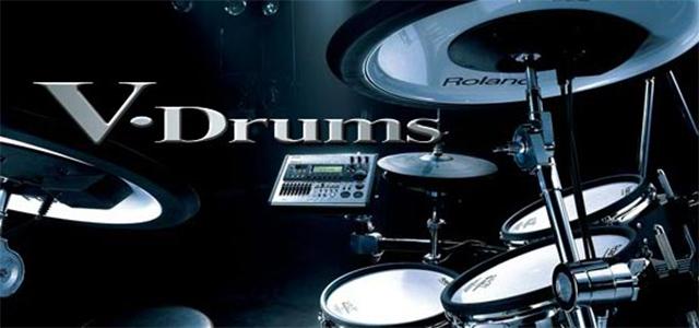Roland-V-Drums