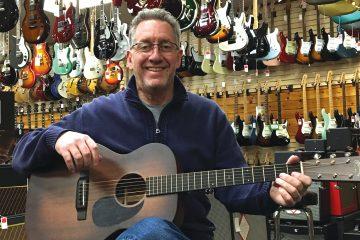 Richard Parks, Drome Sound Music Store