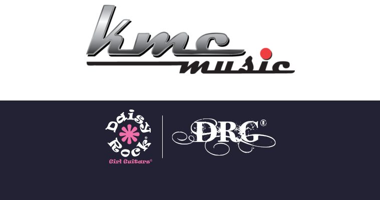 KMC Daisy Rock Girl Guitars
