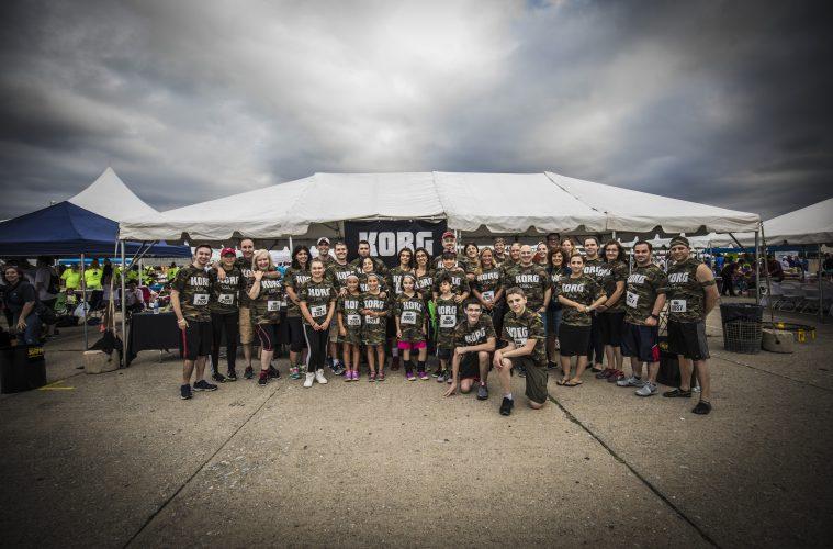 Korg USA Staff - Marcum Challange 2017