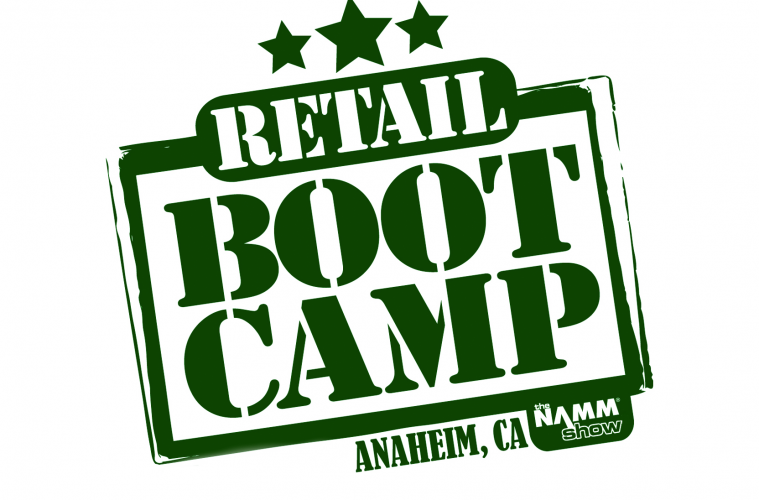 Retail Bootcamp NAMM2