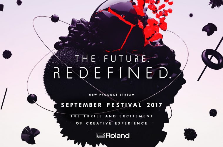 Roland_The Future Redefined