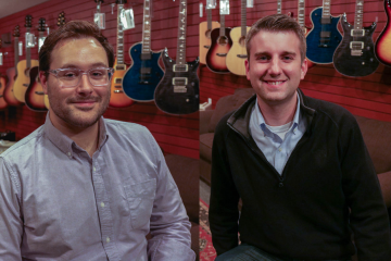 Cascio Music hired Christopher J. Houser as chief marketing officer and Matthew J. Freter as marketing manager.