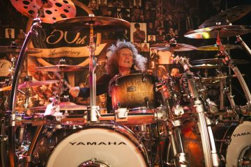 Tommy Aldridge (Whitesnake, Ozzy Osbourne)