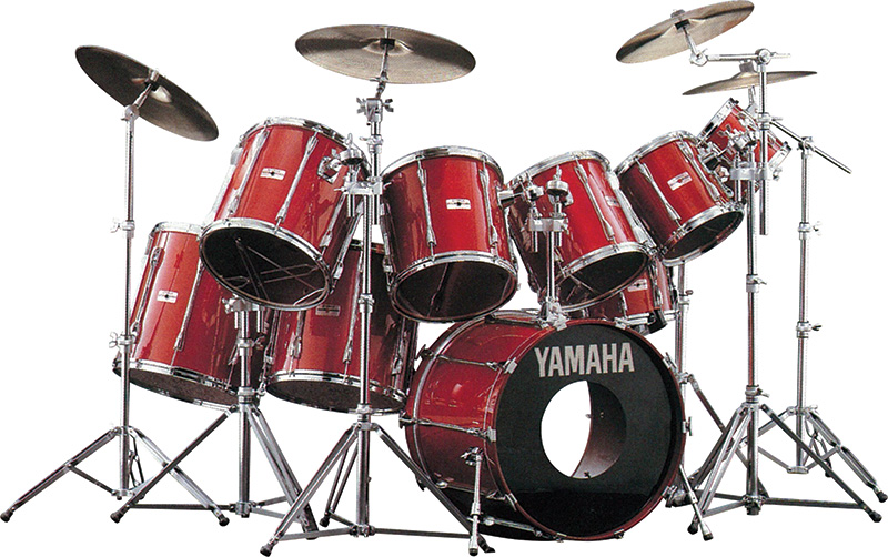 Yamaha S Drum Division Celebrates 50th Anniversary
