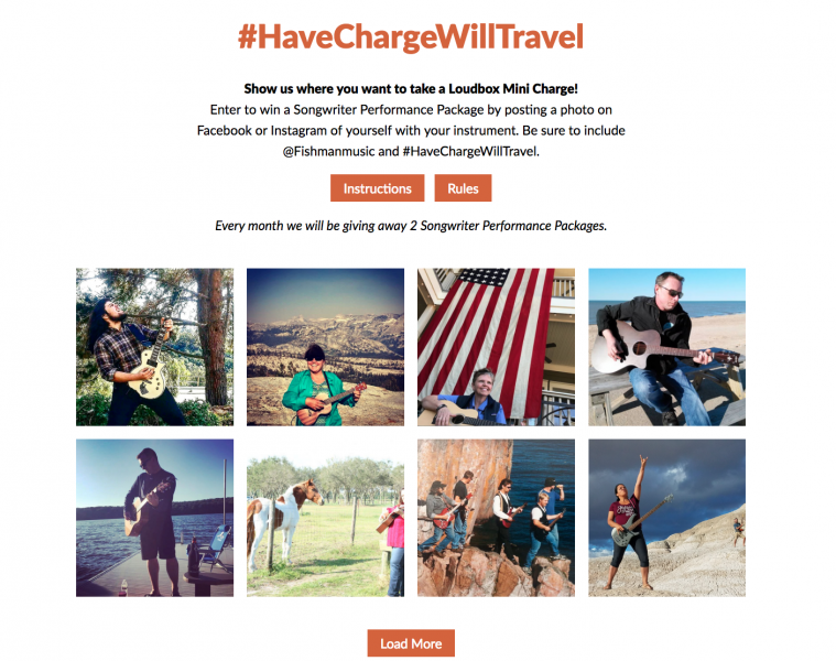 Have Charge Will Travel