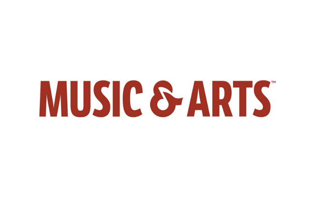 music and arts logo
