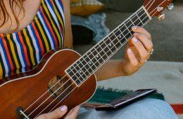 Fender play ukulele