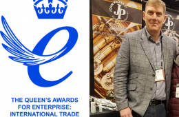 John Packer Earns UK's Highest Business Award