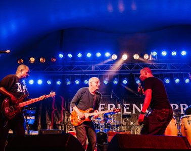 PRS Guitars' ninth Experience PRS open house on June 8 and June 9 saw record attendance, more than quadrupling since the debut Experience PRS in 2007.