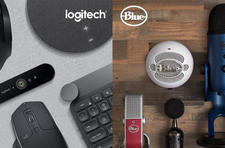 Logitech Acquires Blue Microphones