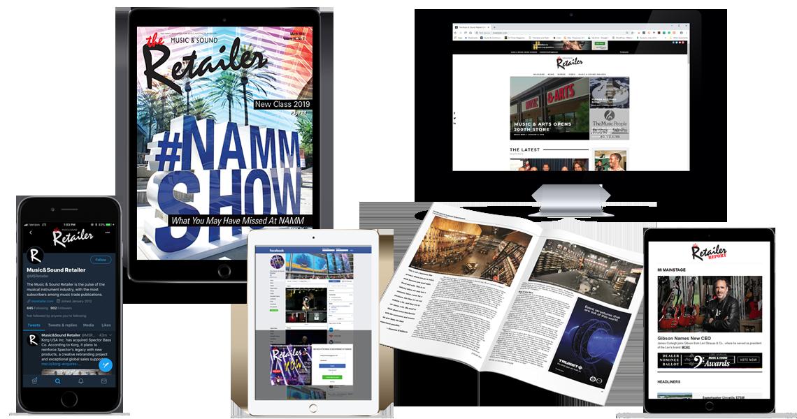 Music & Sound Retailer - GUMM DESIGN