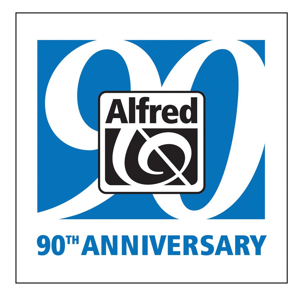 Alfred Commemorates Milestone