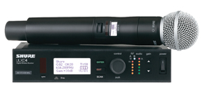 Shure's ULX-D Digital Wireless System