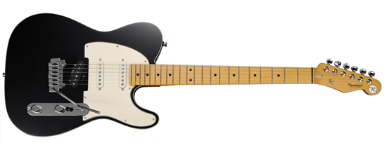 Reverend's Eastsider Guitar With Maple Neck