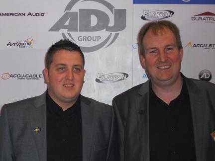 ADJ Group Names Webster