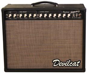 Pladd Dot Music's Devilcat Amplifiers