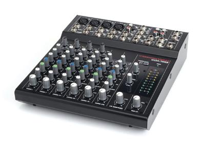Cerwin-Vega!'s Professional Audio Mixers