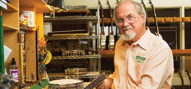 Greg Deering: Founder, Deering Banjo Company