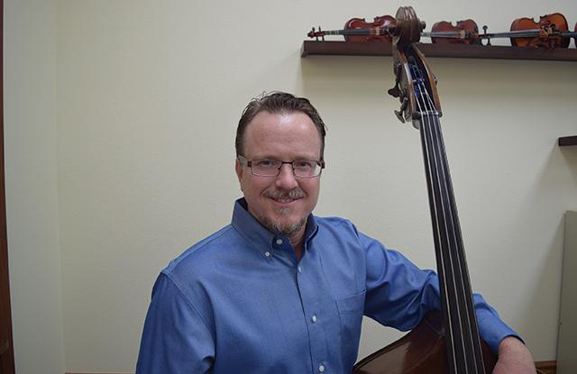 Jim Cavanaugh, President of Super-Sensitive Musical String Co.