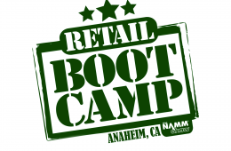Retail Bootcamp NAMM2
