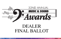 32nd Music & Sound Awards