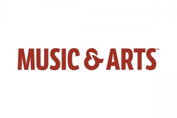 music and arts logo