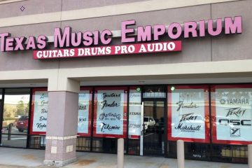 Texas Music Emporium