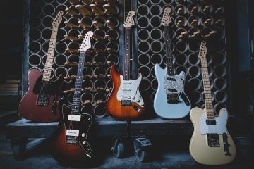 Fender, American Performer Series