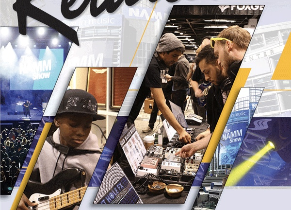 NAMM, The Music & Sound Retailer