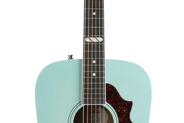Godin Guitars Imperial Laguna Blue GT EQ acoustic guitar