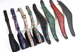 Strap In Levy's has debuted its signature Saxophone strap series.