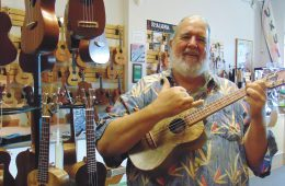 Hawaiian Ukulele & Guitar