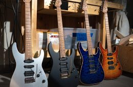 Charvel, USA Select