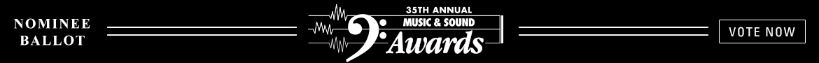 Music & Sound Awards