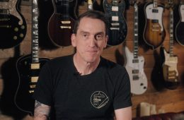 D'Angelico Guitars, Jimmy Lovinggood