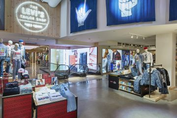 Levis, Retail Resurgence Program