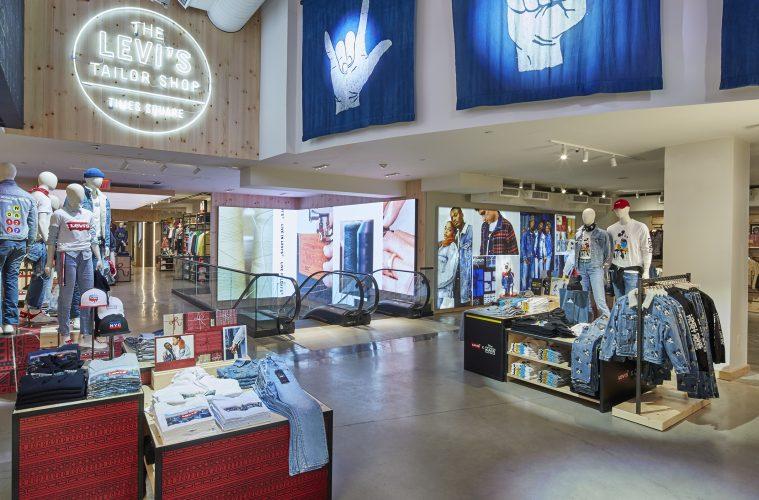 Levis, Retail Resurgence Program